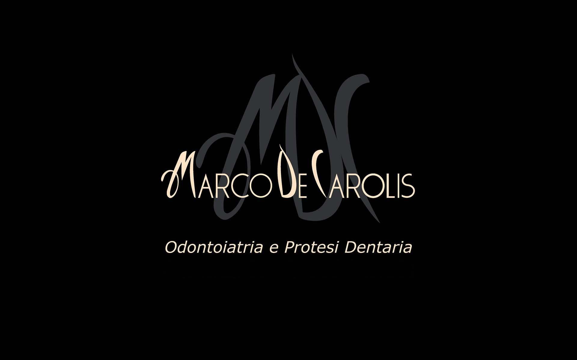 Dott. Marco De Carolis